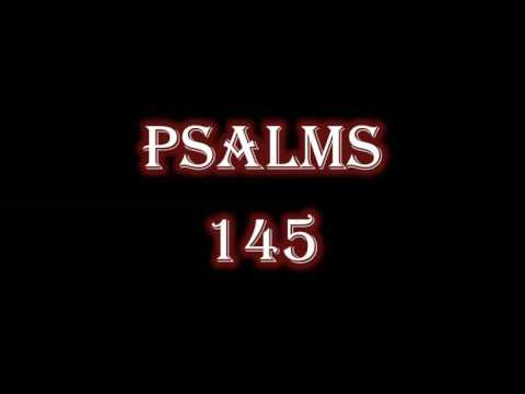 Psalm 145 - The ABCs of Praise