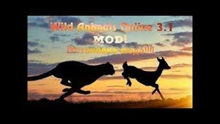 Wild Animals Online 3.1МОД!!![[УСТАНОВКА МОДА!!!]]ОБНОВА[NO ROOT]