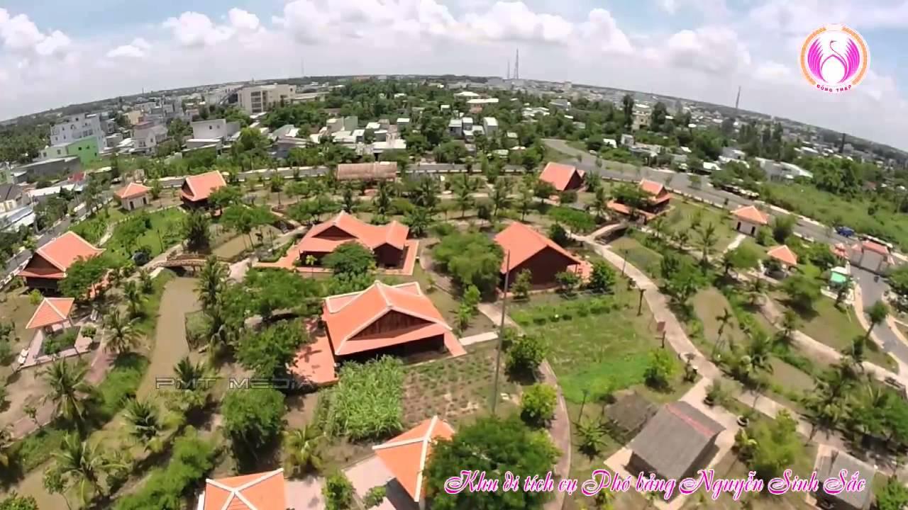 Du Lịch Đồng Tháp [ Góc Nhìn Flycam ]