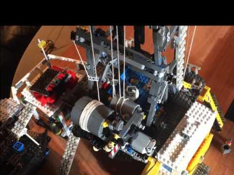 LEGO LAND DRILLING RIG