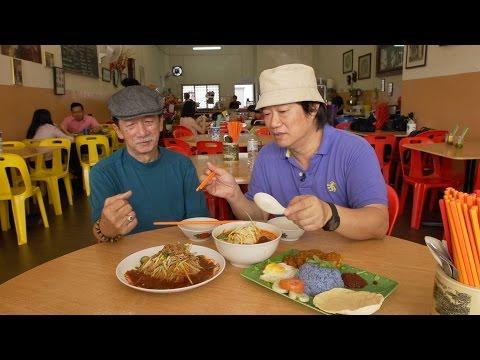 Peranakan Cuisine in Malacca, Malaysia