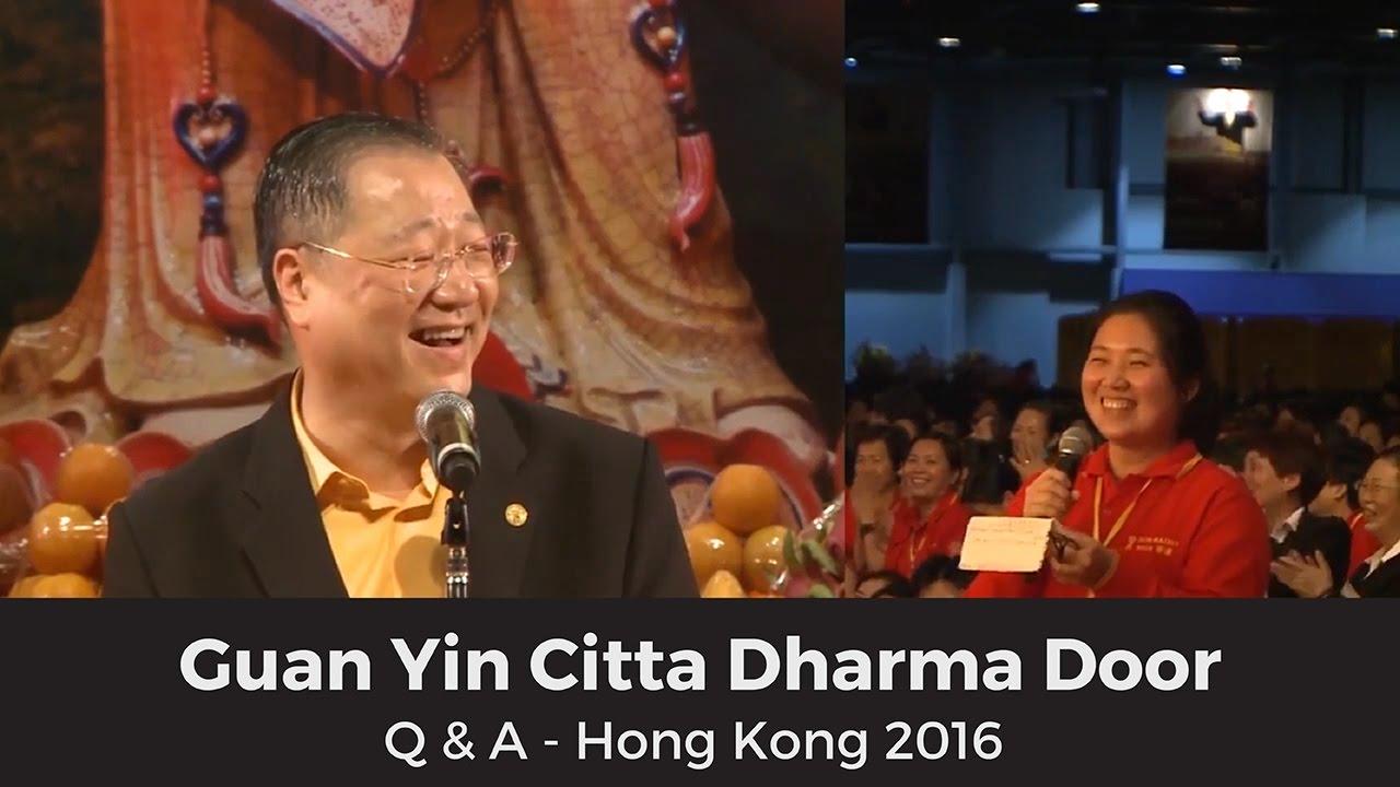 05/07/2016 Master Lu's Q & A Hong Kong Part 2 (Eng Sub)