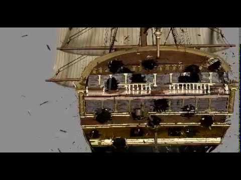 Donald Quinn : Trafalgar Animatics and Tests Demo