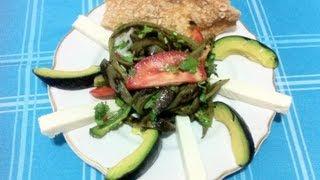 Ensalada De Nopales ( Nopal Salad) 100% Méxicana