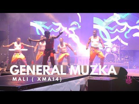 GENERAL MUZKA- MALI (XMA14)