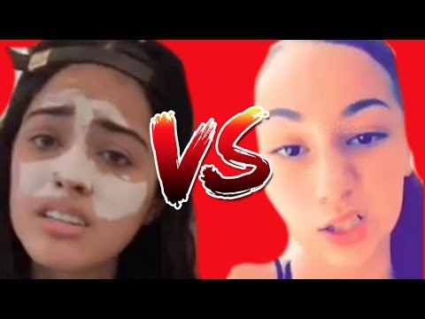 DANIELLE BREGOLI VS  MALU TREVEJO DANEILLE SAYS TO PULL UP IN MIAMI ALL RECEIPTS SNAPS AND LIVES thumbnail
