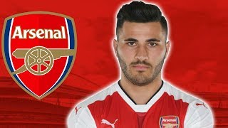 SEAD KOLASINAC | Welcome To Arsenal | Elite Defensive Skills & Assists | 2016/2017 (HD)
