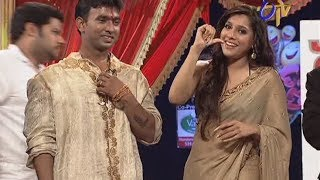Jabardasth - జబర్దస్త్ -12th June 2014 - Adhire Abhinay Performance on 12th June 2014