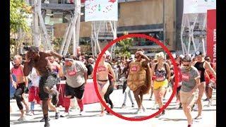 STRANGEST Outfits Worn for Marathons