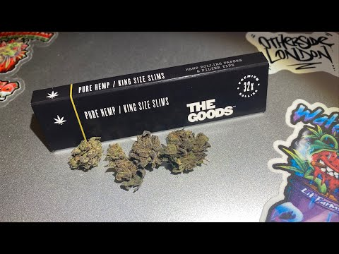 How To Roll Spliff: The Goods Hemp Papers.