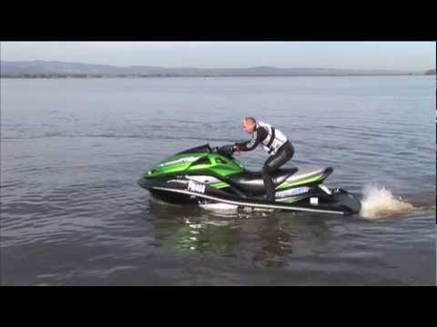 PWC TV - Kawasaki Ultra 300X review - YouTube