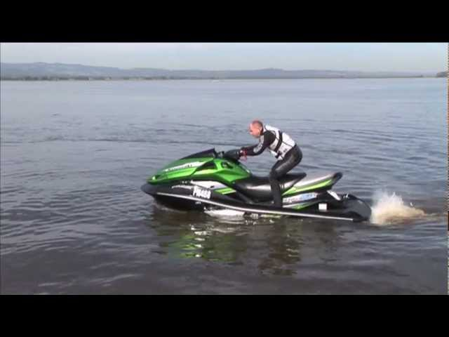 PWC TV - Kawasaki Ultra 300X review - clipzui.com