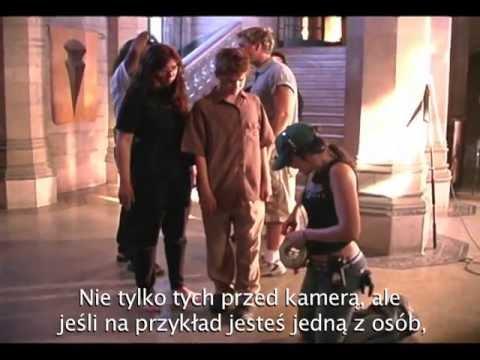 Shadowland: The Legend - wywiady z gwiazdami i reżyserem (napisy polskie) Johanna Kern
