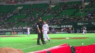 2013年3月9日vs千葉ロッテオープン戦(ヤフオクドーム)