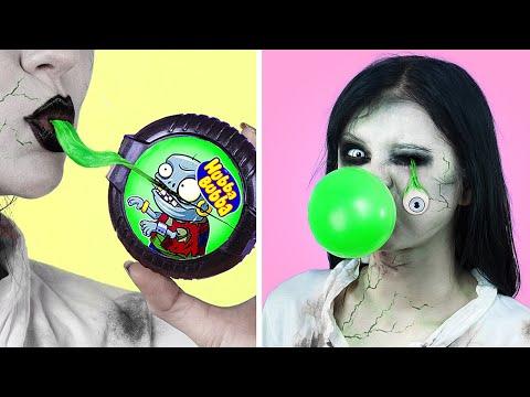 Zombie Muốn Ăn Kẹo Của Bạn! 9 Bí Quyết Làm Kẹo Zombie