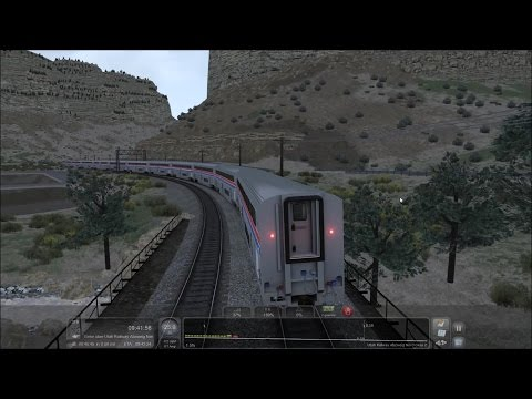 Train Simulator 2016 - Soldier Summit Route !!! 25 Subscriber Special !!! |