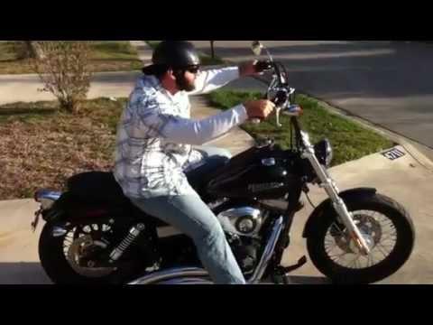 2011 harley davidson dyna street bob - youtube  youtube