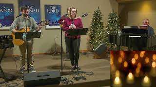 Christmas Eve Service- Pre-recorded