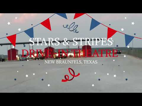 Stars & Stripes Drive In Theater