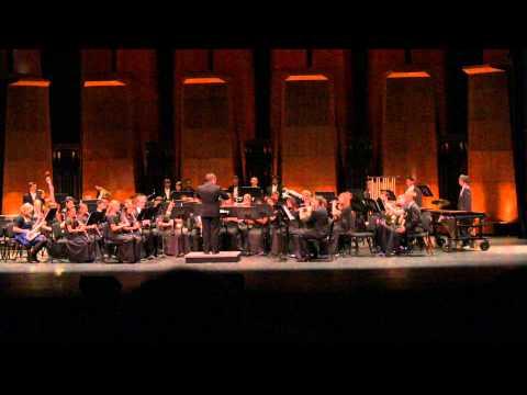 "Escondido High School Concert Band - ""Fantasia 2000"" May 2nd 2012"
