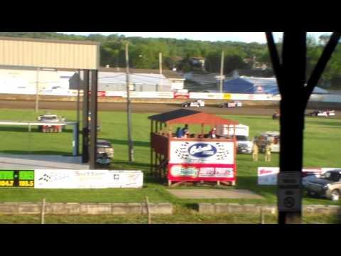 USMTS Heat 2 @ Upper Iowa Speedway 05/29/16