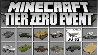 Minecraft Tyrants and Plebeians Tier 0.5 Release EVENT