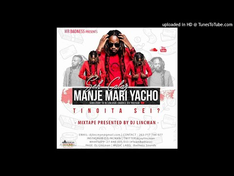 SEH CALAZ MANJE MARI YACHO TOIITA SEY ALBUM ( OFFICIAL AUDIO ) MIXED BY DJ LINCMAN +263778866287