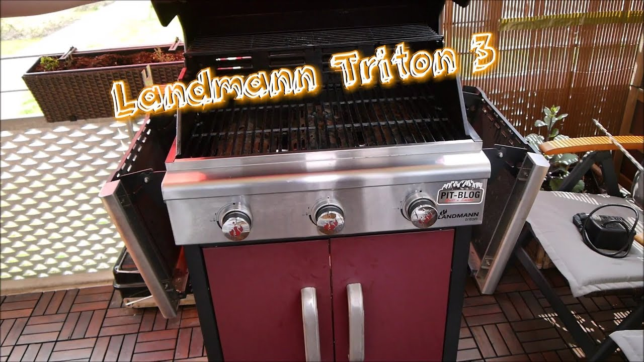 Test Gasgrill Landmann Lidl : Lidl grill chef by landmann getestet grillfleisch