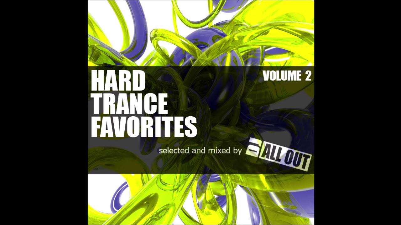 Hard Trance Favorites Vol 2 - DJ All Out (2019)