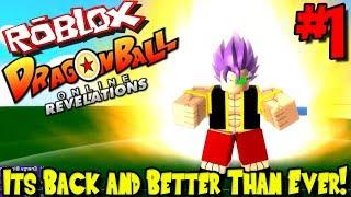 DORSO E MEGLIO CHE MAI! | Roblox: Dragon Ball Online rivelazioni (ristrutturate) - episodio 1