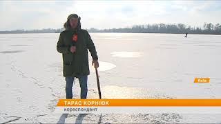 Рыбалка зимой: правила поведения на льду
