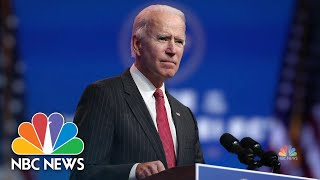 Biden Names Key Cabinet And National Security Picks | NBC Nightly News