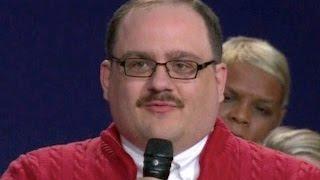 Who Is KEN BONE from the Presidential Debate?! | What's Trending Now