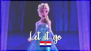 Frozen - Let It Go (Croatian)  S&T