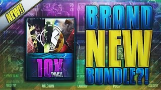 BRAND NEW 10X BUNDLE?! 2 MILLION COIN PULLS!! Never BEFORE OPENED BUNDLE! (Build A Bundle: EP2)