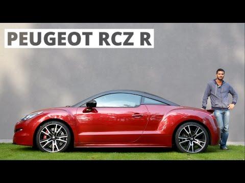 Peugeot RCZ R 1.6 THP 270 KM, 2014 test AutoCentrum.pl 126