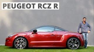 Peugeot RCZ R 1.6 THP 270 KM, 2014 – test AutoCentrum.pl #126