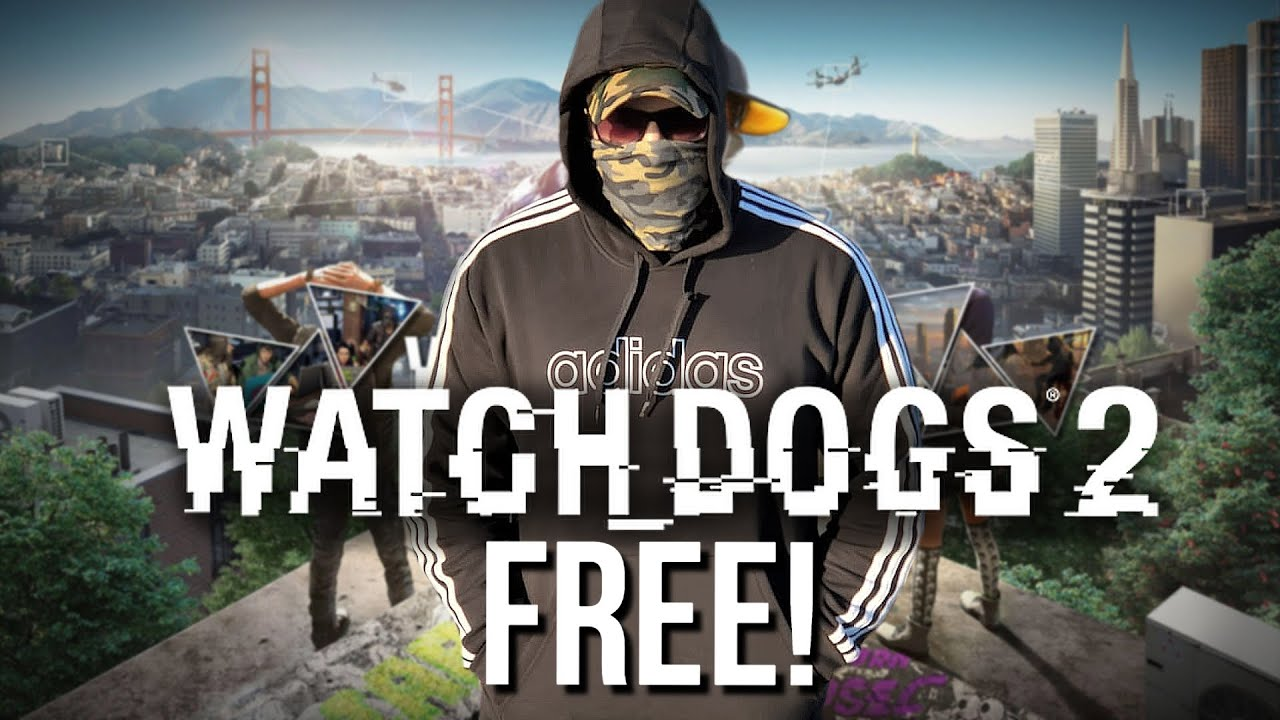 WATCH DOGS 2 IS FREE!   GAMING NEWS   EPIC GAMES STORE