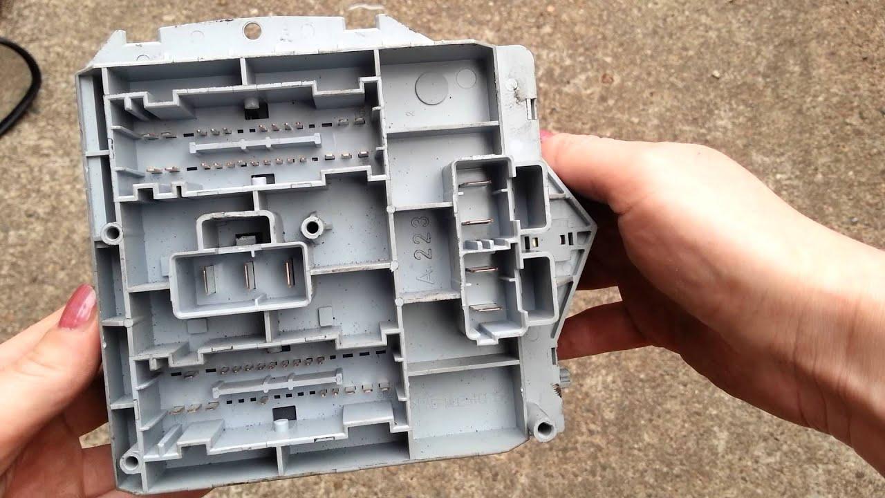 small resolution of fiat punto fuse box 46778444
