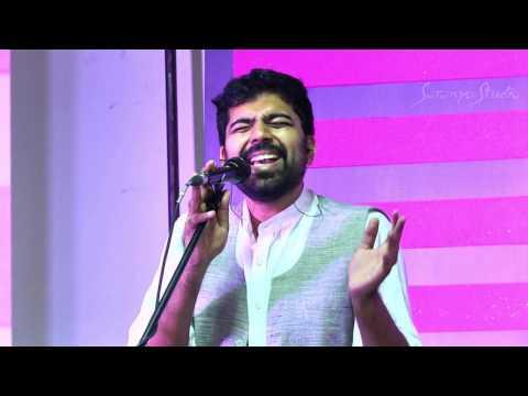 Karthick Iyer At Vellore |Aasai Mugam Marandhu Poche | Barathiyar Song