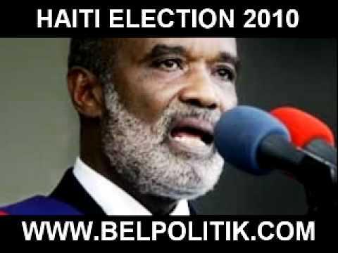 President Rene Preval National Address - Haiti, December 8 2010