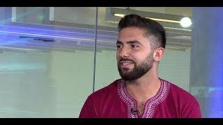 Comedian Khalid Bounouar im Interview