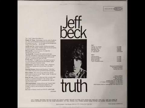 I Ain't Superstitious , Jeff Beck , 1968 Vinyl