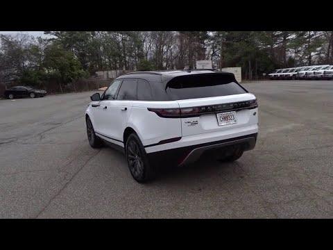 Range Rover Atlanta >> 2018 Land Rover Range Rover Velar Atlanta Marietta Kennessaw Woodstock Dallas Ga 723951p