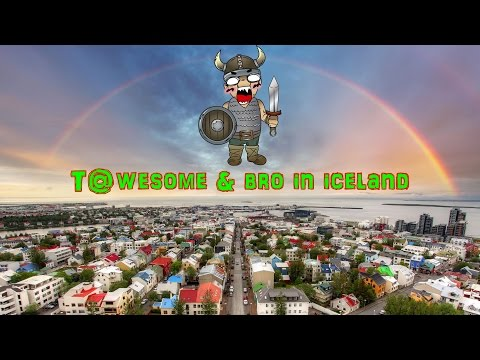 A TRIP TO REYKJAVIK ICELAND WITH MY BRO SHOWING YOU AROUND