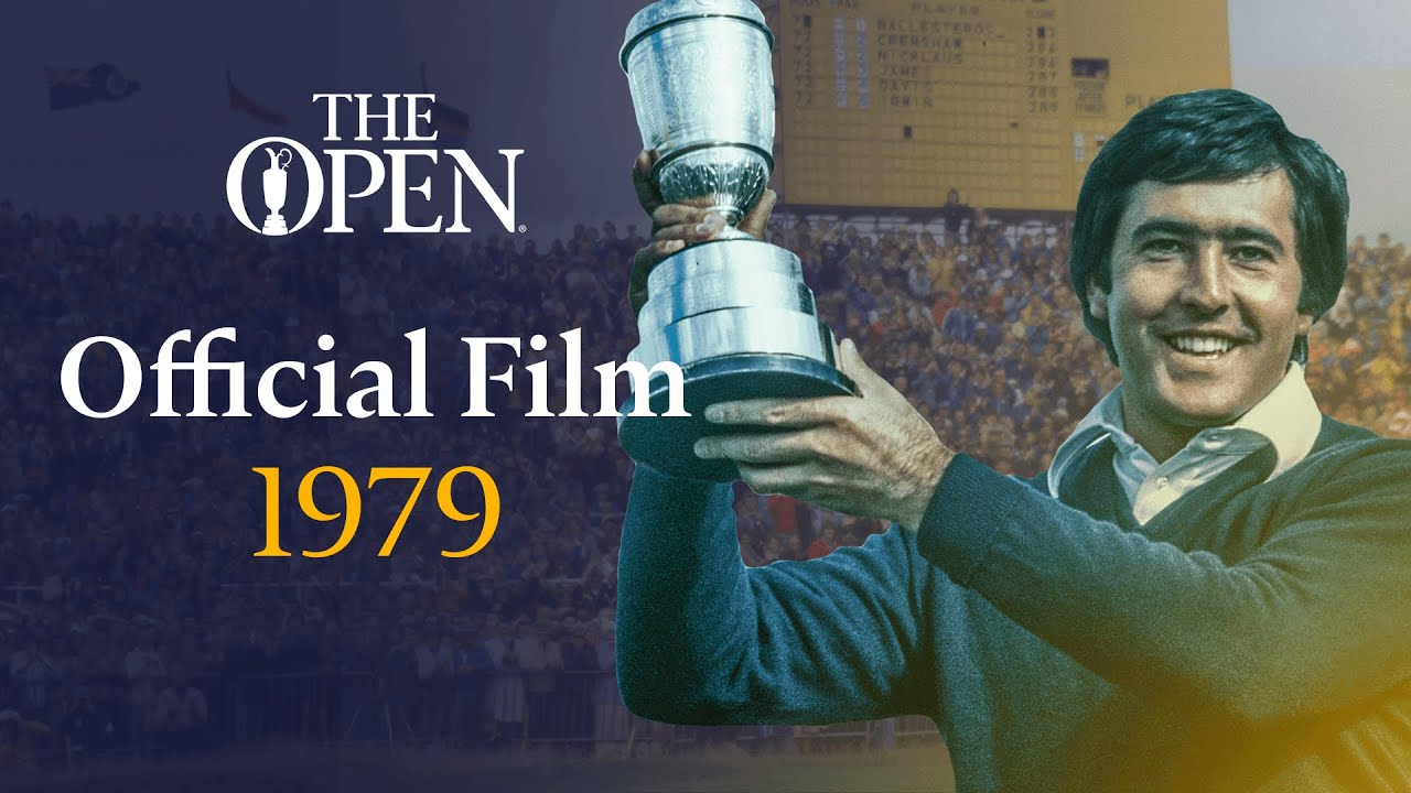Seve Ballesteros wins at Royal Lytham and St Annes | The Open Official Film 1979