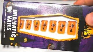 Хэллоуин: Накладные Ногти на Хэллоуин(Здравствуйте дорогие зрители ХеппиСмайл и сегодня у нас в видео стильные накладные ногти (Dramatic Nails) которые..., 2016-10-21T17:35:52.000Z)
