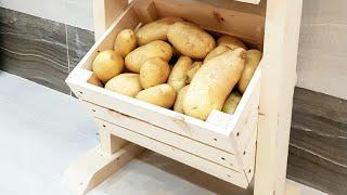 صندوق خشب wooden box