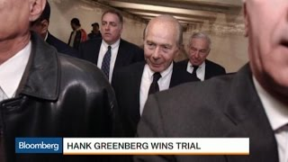 Hank Greenberg Wins AIG Trial, What's Next?