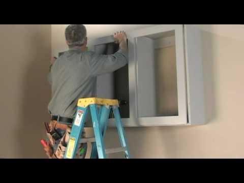 Kreg Jig 174 Wall Cabinet Part 2 Youtube